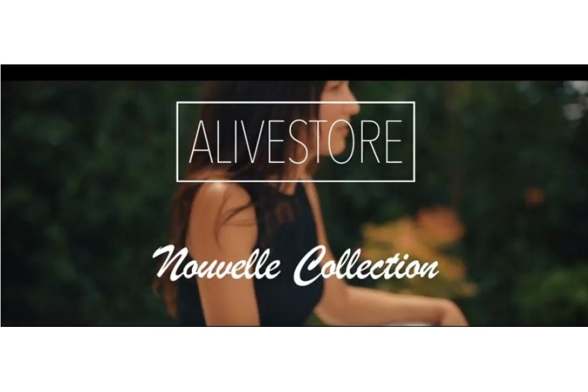 ALIVESTORE SHOOTING VIDEO AUTOMNE/HIVER 2016