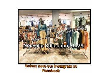NOUVELLE COLLECTION PRINTEMPS 2020
